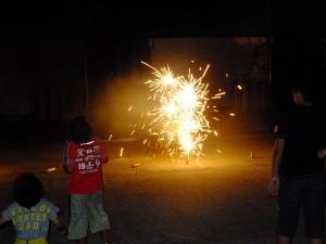 お祭り 06 花火