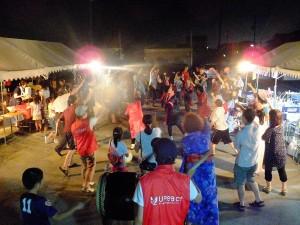 お祭り 04 盆踊り